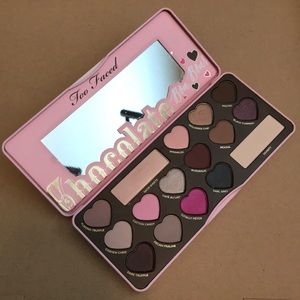 Authentic Too Faced Chocolate Bar Bon Bons Palette